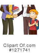 Mother Clipart #1271741 by BNP Design Studio