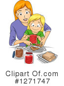 Mother Clipart #1271747 by BNP Design Studio