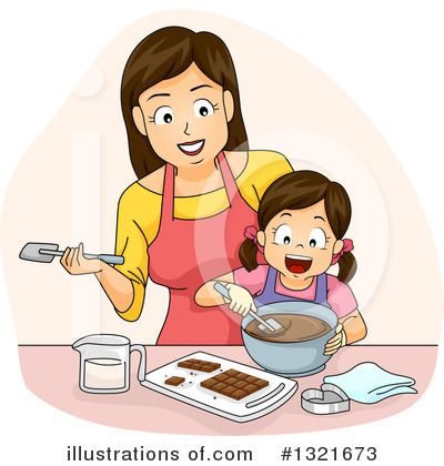 Cooking Clipart #1321673 by BNP Design Studio