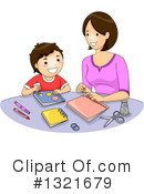 Mother Clipart #1321679 by BNP Design Studio