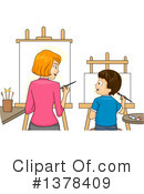 Mother Clipart #1378409 by BNP Design Studio