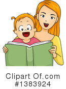 Mother Clipart #1383924 by BNP Design Studio