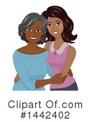 Royalty-Free (RF) Mother Clipart Illustration #1442402