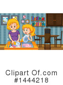 Mother Clipart #1444218 by Graphics RF