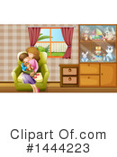 Mother Clipart #1444223 by Graphics RF