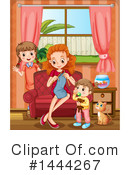 Mother Clipart #1444267 by Graphics RF