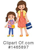 Mother Clipart #1465897 by Graphics RF