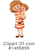 Mother Clipart #1465899 by Graphics RF