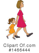 Mother Clipart #1466444 by David Rey