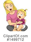 Mother Clipart #1499712 by BNP Design Studio