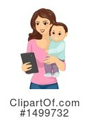 Mother Clipart #1499732 by BNP Design Studio