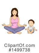 Mother Clipart #1499738 by BNP Design Studio