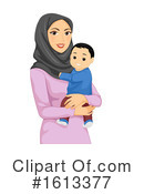 Mother Clipart #1613377 by BNP Design Studio
