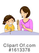 Mother Clipart #1613378 by BNP Design Studio