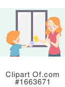 Mother Clipart #1663671 by BNP Design Studio