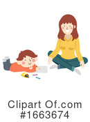 Mother Clipart #1663674 by BNP Design Studio
