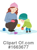 Mother Clipart #1663677 by BNP Design Studio