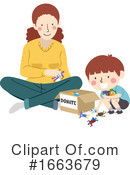 Mother Clipart #1663679 by BNP Design Studio