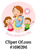 Mother Clipart #1696296 by Graphics RF