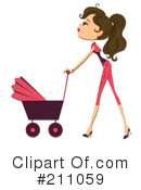 Mother Clipart #211059 by BNP Design Studio