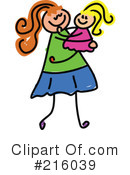 Mother Clipart #216039 by Prawny