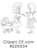 Mother Clipart #226934 by Alex Bannykh