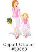 Mother Clipart #39863 by Pushkin