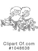 Mothers Clipart #1048638 by toonaday