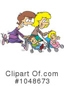 Mothers Clipart #1048673 by toonaday