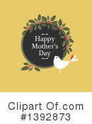 Royalty-Free (RF) Mothers Day Clipart Illustration #1392873