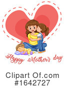 Mothers Day Clipart #1642727 by Graphics RF