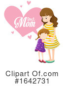 Mothers Day Clipart #1642731 by Graphics RF