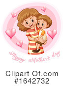 Mothers Day Clipart #1642732 by Graphics RF