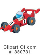 Motor Sports Clipart #1380731 by visekart
