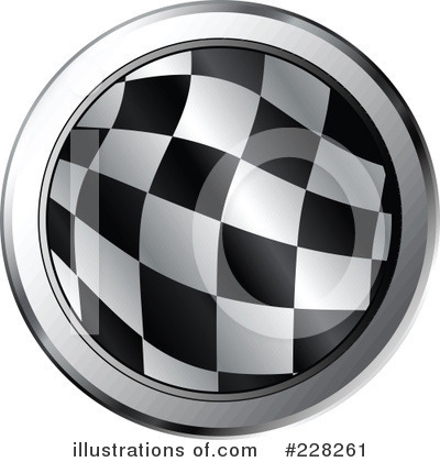 Motor Sports Clipart #228261 by MilsiArt