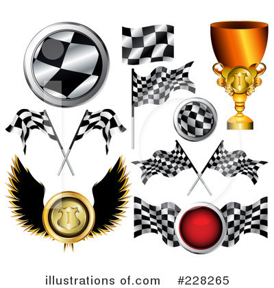 Motor Sports Clipart #228265 by MilsiArt
