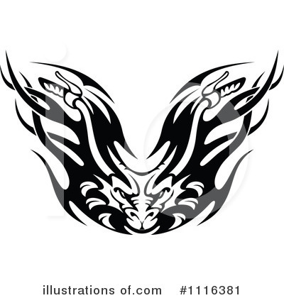 Biker Clipart #1116381 by Vector Tradition SM