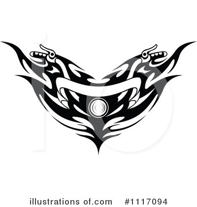 Biker Clipart #1117094 by Vector Tradition SM