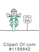 Motorcycle Clipart #1198842 by NL shop