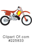 Motorcycle Clipart #225833