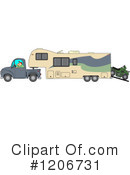 Motorhome Clipart #1206731