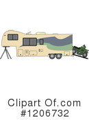 Motorhome Clipart #1206732