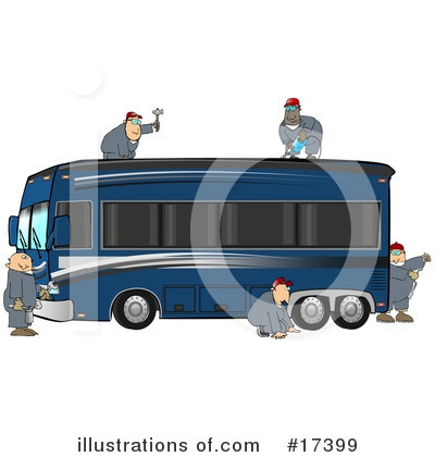 Mechanic Clipart #17399 by djart