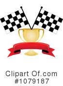 Royalty-Free (RF) Motorsports Clipart Illustration #1079187