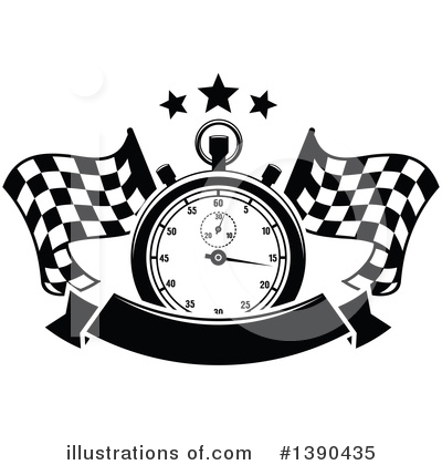 Motorsports Clipart #1390435 by Vector Tradition SM