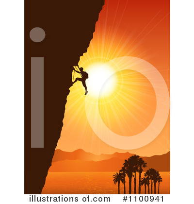 Climbing Clipart #1100941 by KJ Pargeter
