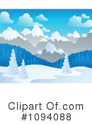 Mountains Clipart #1094088