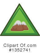 Mountains Clipart #1352741 by BNP Design Studio
