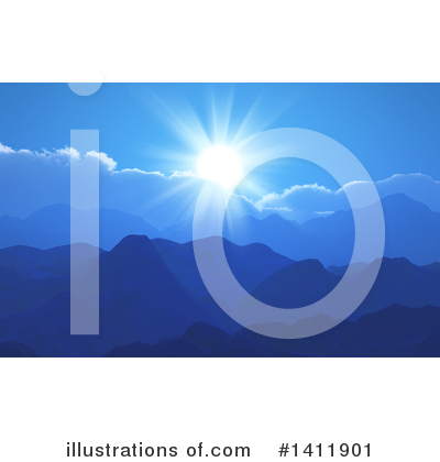 Heaven Clipart #1411901 by KJ Pargeter