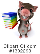 Mouse Character Clipart #1302293 by Julos